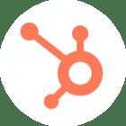 HubSpot ikon