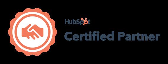 Hubspot Academy Badge certifiedpartner