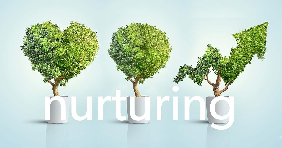 nurturing – styrk din leadgenerering – få varme leads